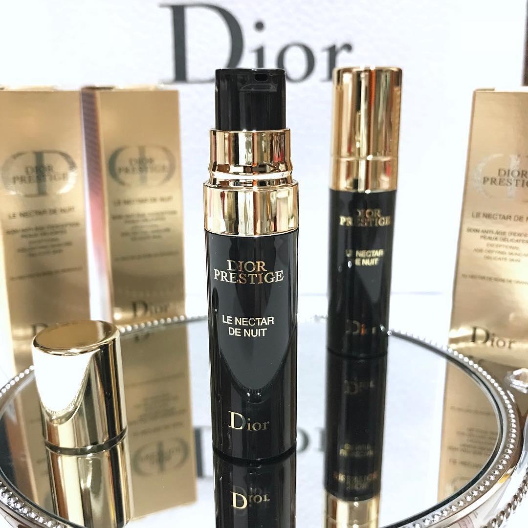 �ล�าร���หารู��า�สำหรั� Dior Prestige Le Nectar De Nuit Serum