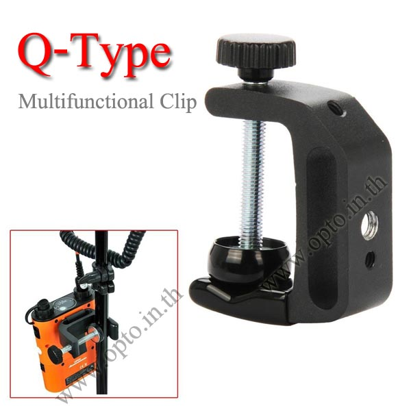 Q-Type Godox Multifunctional Clip For AD360 AD180 (camera photo accessories, handing clip )