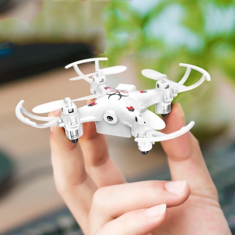 โดรนจิ๋ว Thyo drone tyh933 มีไวไฟมีกล้อง(รุ่นใหม่) สีขาว white