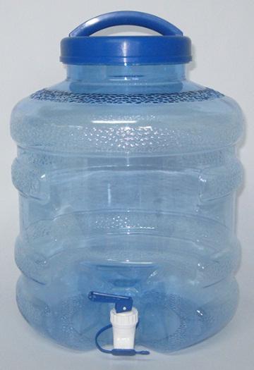 ถังน้ำดื่มมีก๊อก 12 ลิตร