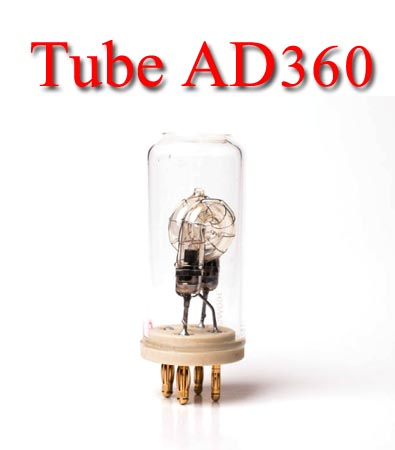 Tube AD360 (For Portable Flash Witstro Outdoor flash)