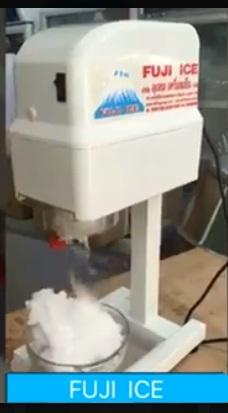 เครื่องทำน้ำแข็งไส บิงซู
