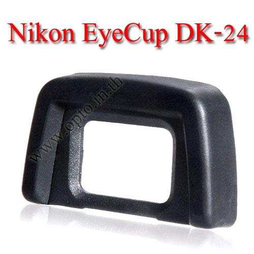 DK-24 Eye Cup For Nikon D5200 D5000 D3000 D3100 ยางรองตานิค่อน