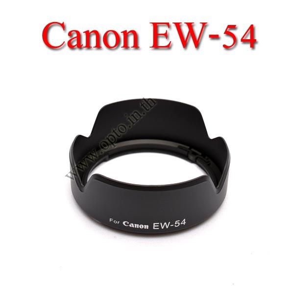 Len Hood EW-54 EW54 For Canon EOS M EF-M 18-55mm F/3.5-5.6 IS เลนส์ฮูดแคนนอน