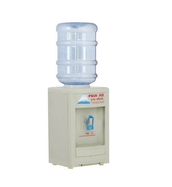 ตู้ทำน้ำเย็นขวดคว่ำ รุ่นตั้งโต๊ะ ฟูจิไอซ์ (FUJI ICE)
