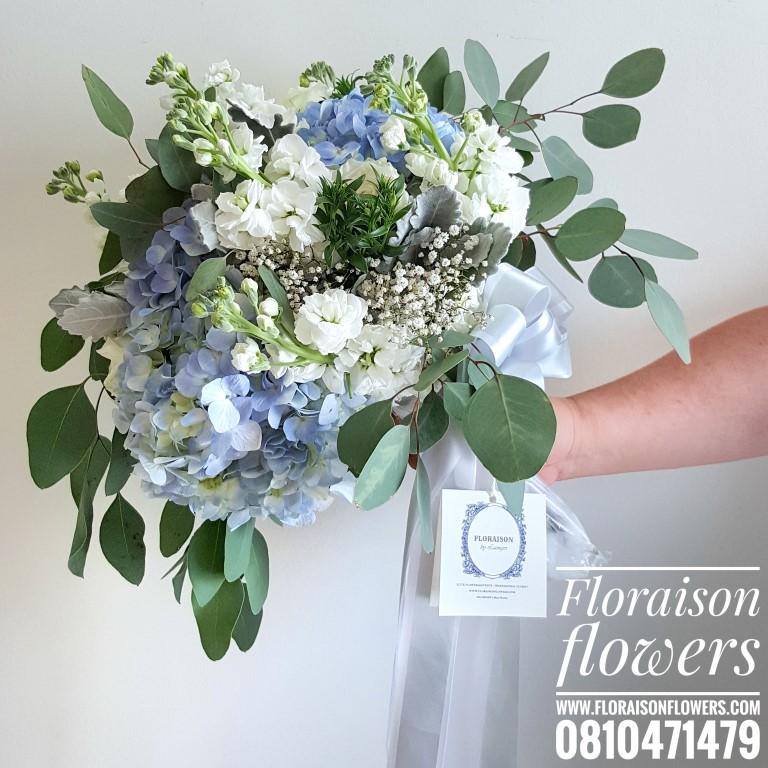 ช่อบูเก้ English Bouquet (L)