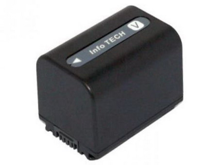 Li-on Rechargeable battery NP-FV70 For Sony แบตเตอรี่กล้องโซนี่