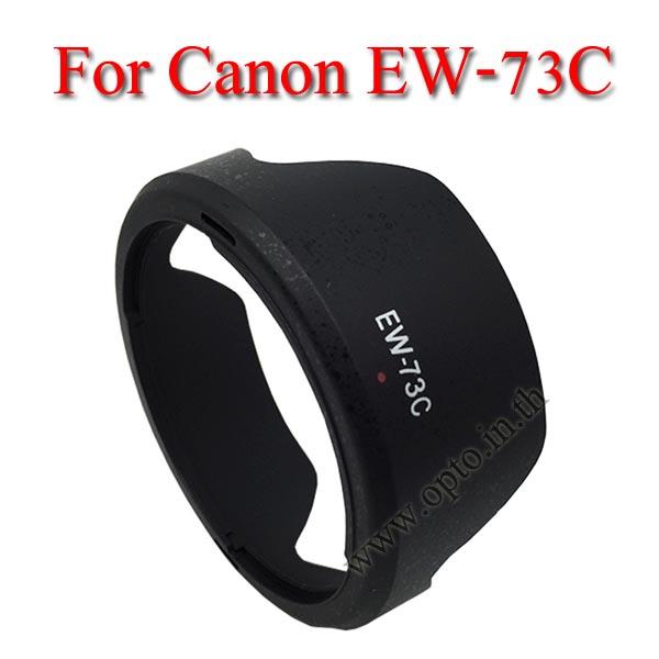 Len Hood EW-73C EW73C For Canon EF-S 10-18mm F4.5-5.6 เลนส์ฮูดแคนนอน