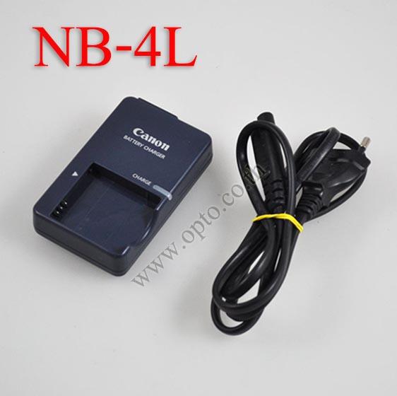 CB-2LVE Battery Charger แท่นชาร์จสำหรับแบตเตอรี่Canon NB-4L กล้องรุ่น IXUS80 100IS 110IS 220HS