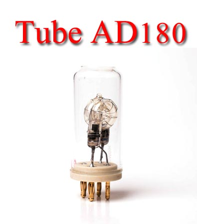Tube AD180 (For Portable Flash Witstro Outdoor flash)