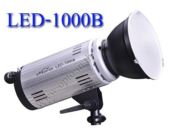 LED-1000B Continuous Lighting LED with Dimmer