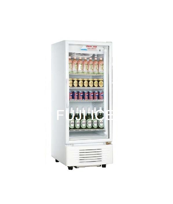 ตู้แช่เย็นมินิมาร์ท 1 ประตู (4ชั้น) 8.8 คิว ฟูจิไอซ์