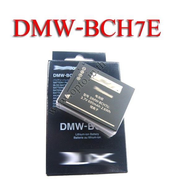 OEM Battery for Panasonic DMW-BCH7E DMC-FP1 FP2 FP3 FT10 TS10 แบตเตอรี่พานาโซนิค