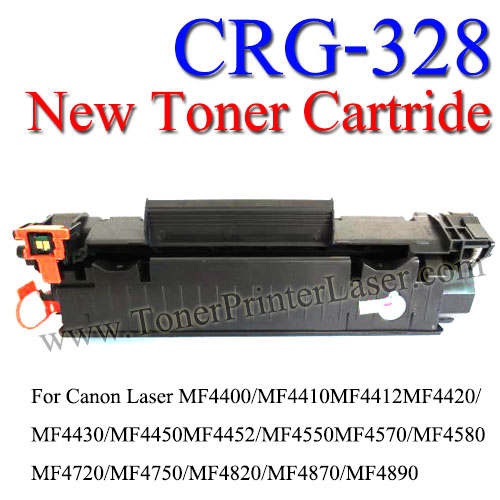 No Box CRG-328 128 728 928 For Canon MFC4720 MFC4750 MFC4820 Toner Printer Laser (New Cartridge)