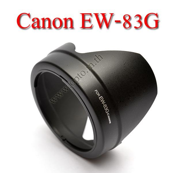 Len Hood EW-83G EW83G For Canon EF 28-300mm f/3.5-5.6L IS เลนส์ฮูดแคนนอน