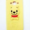 เคส Samsung J1 เคสซิลิโคลนลายหมีพรู 3D