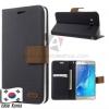 เคส iPhone 6/6s ROAR KOREA ฝาพับ สีดำ