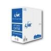 Link US-9035PE สาย UTP CAT5E (350 MHz) (Single Jacket) 305เมตร
