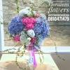 แจกันดอกไม้ สไตล์อังกฤษ (L)