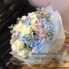 ช่อดอกไม้รับปริญญา (L)