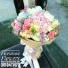 ช่อดอกไม้ สีหวานลูกกวาด (L)