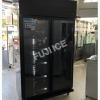 ตู้แช่เย็นมินิมาร์ท 2 ประตู สีดำ
