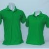 เสื้อโปโลชาย สีเขียวไมโลเข้ม ไซส์/2XL/รอบอก44