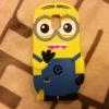เคส Samsung Note4 เคสซิลิโคนมินเนี่ยน