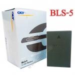 OEM Battery for Olympus BLS-5 PEN E-PM1 OM-D E-M10 แบตเตอรี่กล้องโอลิมปัส