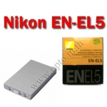 OEM Battery for Nikon EN-EL5 Coolpix P500/P5000/P6000 แบตเตอรี่กล้องนิคอน