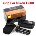 OEM Battery Grip for Nikon D600 (MB-D14)