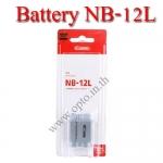 OEM Battery for Canon NB-12L G1X MARK II N100 MINI X แบตเตอรี่กล้องแคนนอน
