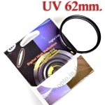 Digital Filter 62mm. UV Filter