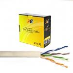 XLL-CAT5E ทองแดง 100% Premium Indoor 100เมตร