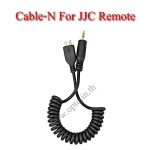 Cable-N Shutter Release Cable for SAMSUNG SR2N compatible cameras NX20 NX300 NX500 NX1 สายต่อรีโมท
