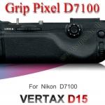 Pixel D15 Premium Grip for Nikon D7100 Premier Series (MB-D15)