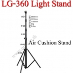 LG-360 Light Stand for Flash Studio (H/360cm.)