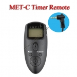 Met-C Multi-Exposure Timer Remote Control for CANON RS-60E3 70D 60D 500D 600D 700D รีโมทตั้งเวลาถ่าย