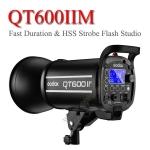 QT600IIM Godox Professional Studio Fast Duration HSS Strobe Flash Light 600Ws แฟลชสตูดิโอโกดอก