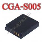 OEM Battery for Panasonic CGA-S005 FX8 FX9 FX50