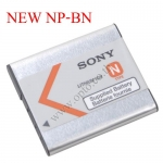 Li-on Rechargeable battery NP-BN Battery For DSC-TX55 TX66 TX200 TX300 WX70 WX100แบตเตอรี่กล้องโซนี่