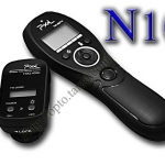 TW-282 Wireless Timer Remote N10 For Nikon D90/D3100/D5000/D7000