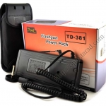 TD-381 Battery Pack For Canon 580EX II 550EX 565EX CP-E4 (take 8 AA batteries)
