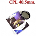 Digital Filter 40.5mm. CPL Circular Polarizing C-PL