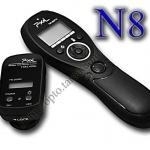 TW-282 Wireless Timer Remote N8 For Nikon D700/D300/D300s/D200/D800