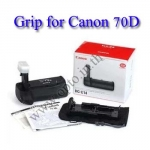OEM Grip for Canon 80D 70D BG-E14