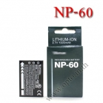 OEM Battery NP-60 for Fuji FinePix 50i 601 F401 F401 Zoom F601 F601Z แบตเตอรี่กล้องฟูจิ