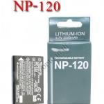 OEM Battery NP-120 for Fuji FinePix SF10 F11 M603 แบตเตอรี่กล้องฟูจิ