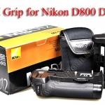 OEM Battery Grip for Nikon D800 D800E D810 (MB-D12)