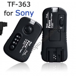 Pawn TF-363 Flash Trigger and Wireless Remote For Sony S6